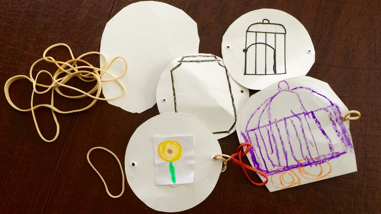4 Activities to introduce young children to prototyping