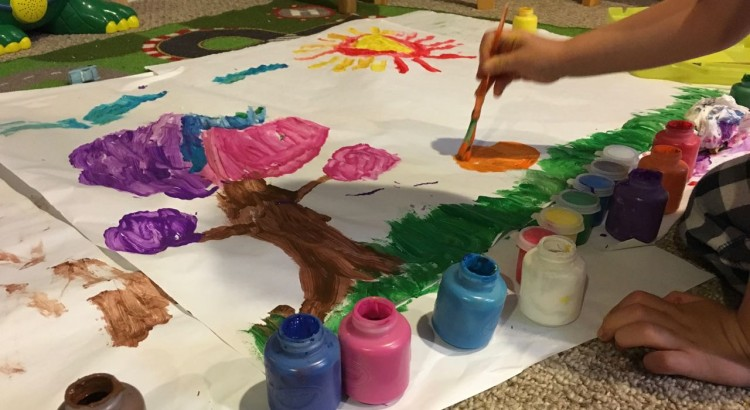 Exploring Color Theory Dads for Creativity