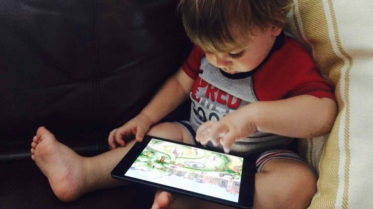 iPad App Series: 4 Introductory iPad Apps for Toddlers