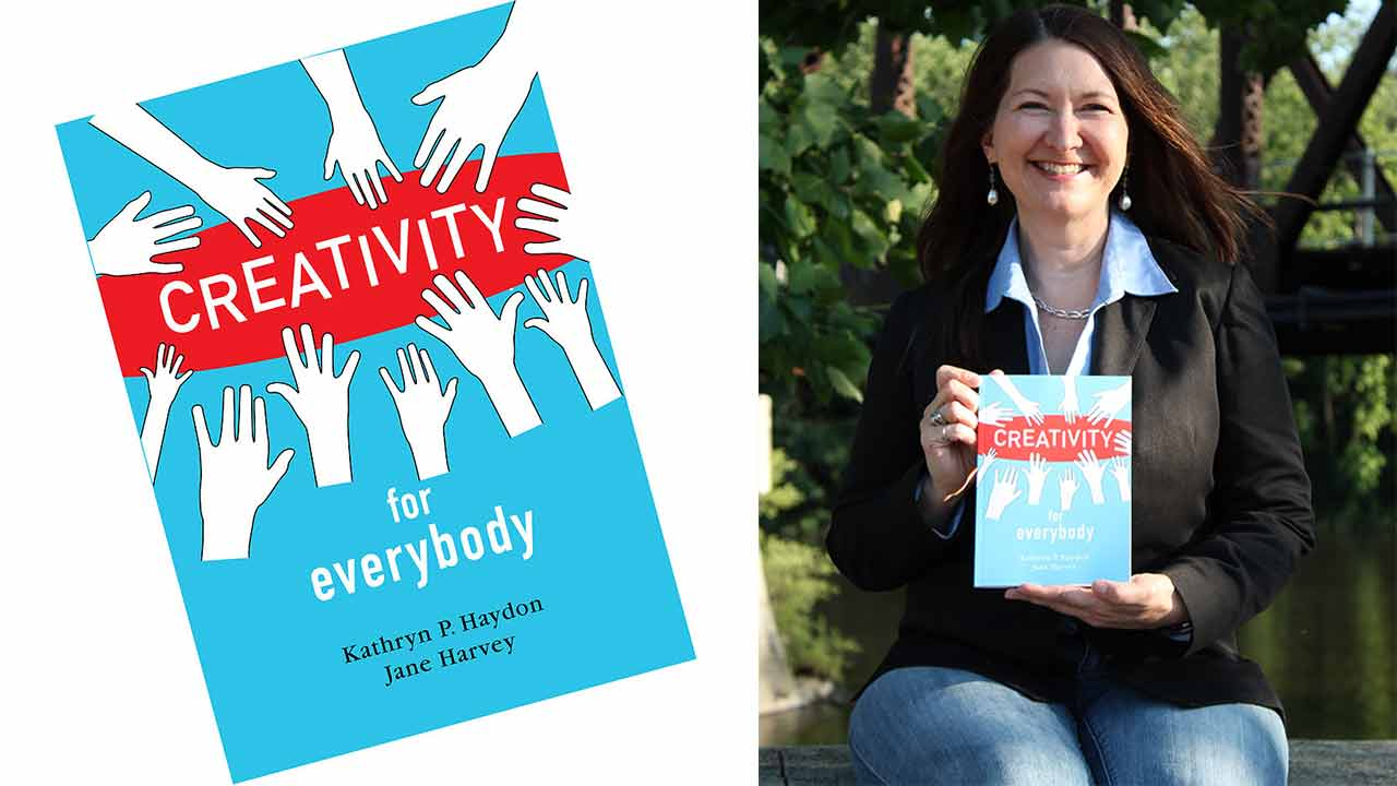 Creativity for Everybody: 3 Question Interview with CREATIVITY EXPERT, Jane Harvey
