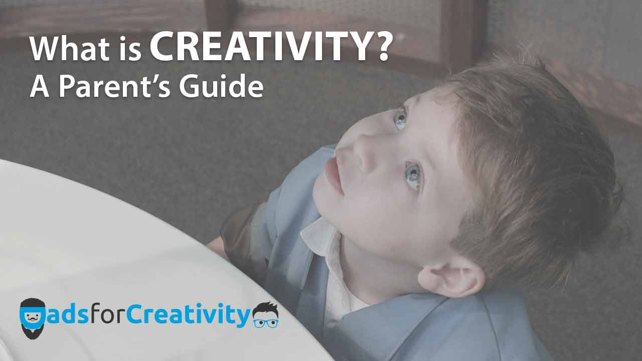 Creativity Chit-Chat: A Parent's Guide to Creativity