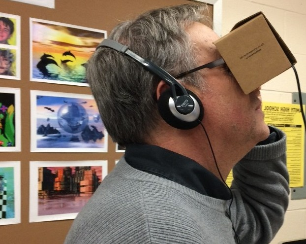 Playdate with New Tech: I Spy With My Little Eye…Virtual Reality