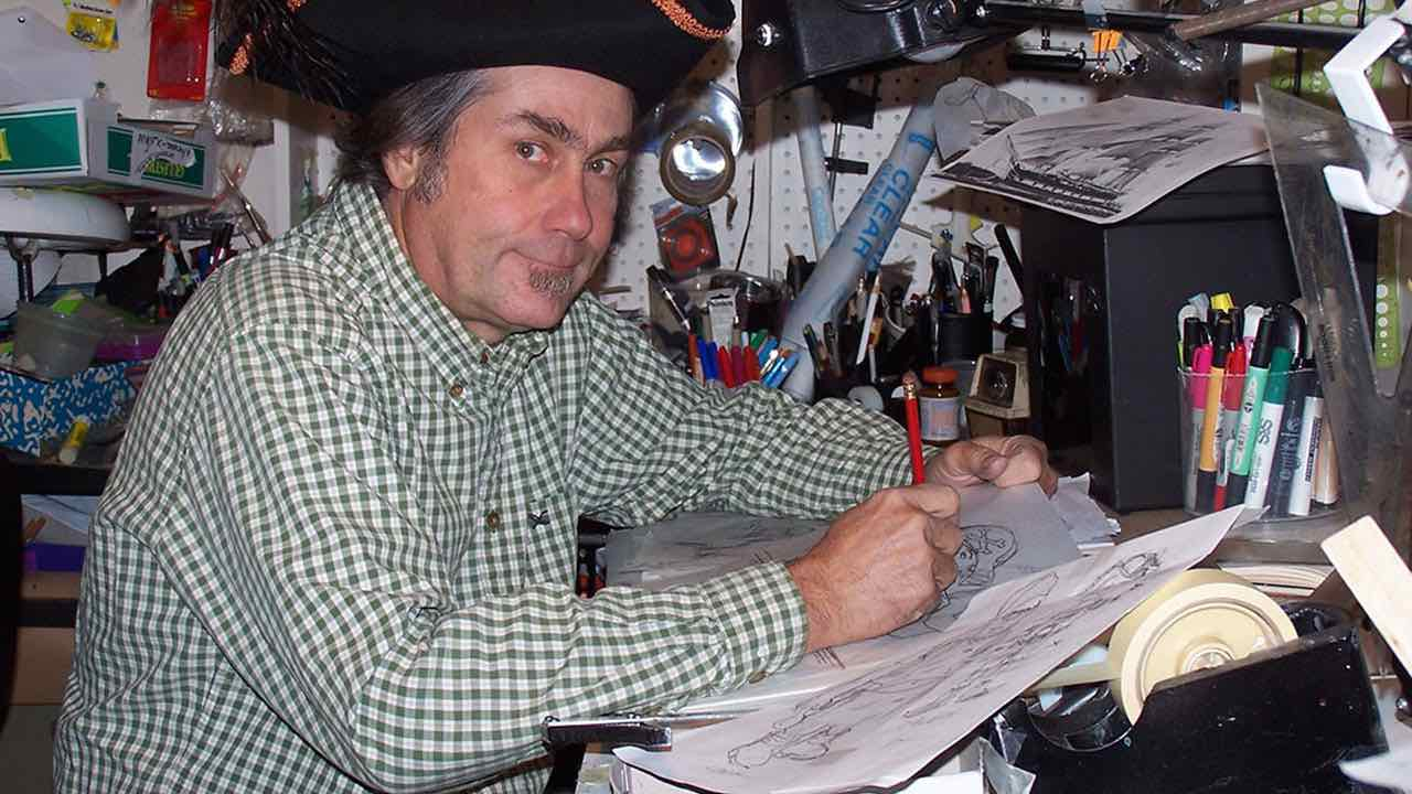 Drawing for Kids: Tips from Artist and Illustrator, Bill Dougal