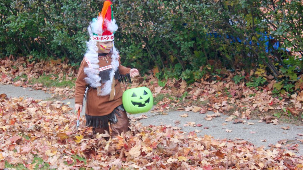 How to apply the principals of Design Thinking during Halloween?