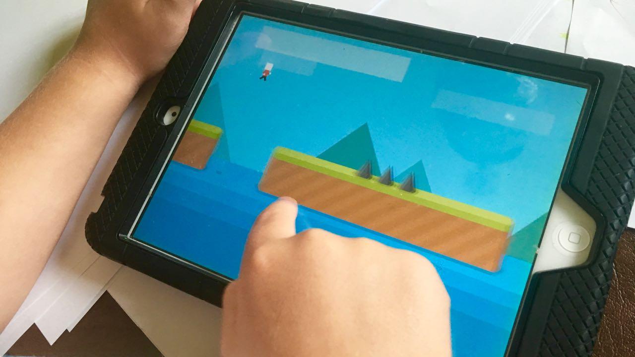 Using Video Games to Teach Children to Fail