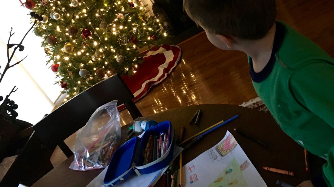 Making a Christmas Card: 4 Things to Consider
